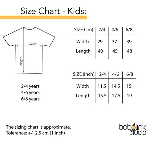 bobolink-sizes-kids
