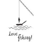 love fishing-close up