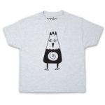 crow kids ash t-shirt