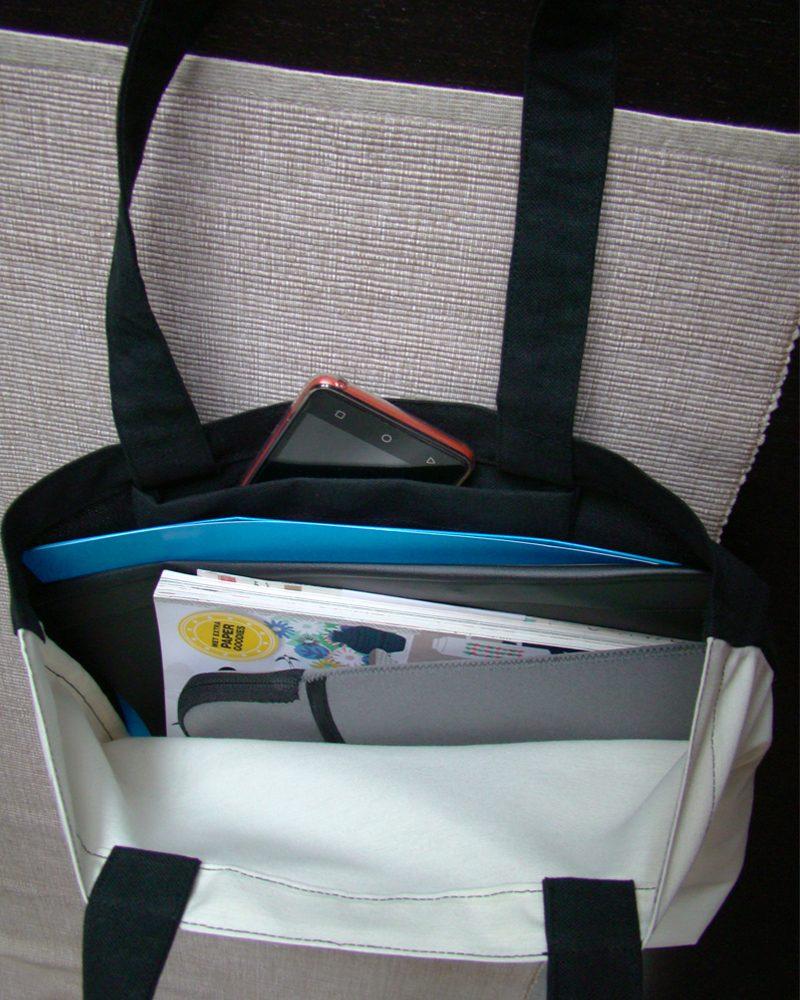 tote bag-inside